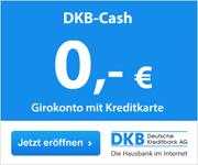 DKB Cash Konto