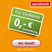 norisbank Top Girokonto