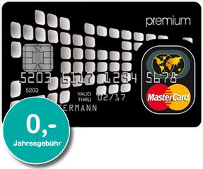 Valovis Bank premium MasterCard