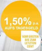 Renault Bank direkt Tagesgeldkonto mit 1,50% Zinsen