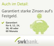 SWK Bank Festgeldkonto