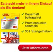 cardNmore 30€-Startguthaben