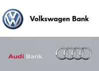 Volkswagen Bank und Audi Bank Tagesgeld mit 1,40% Zinsen + 4 Monate Zinsgarantie