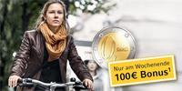 100€ Wochenendbonus beim Kostenlosen Girokonto der Commerzbank