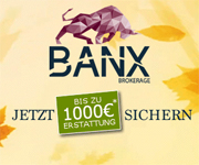 BANX Depot Herbstaktion