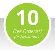 benk Depot mit 10 Freetrades für Neukunden
