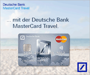Deutsche Bank MasterCard Travel